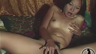 Hairy Asian Teen Pussy Live